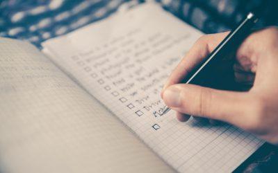 12 Razões para ter um Trading Plan