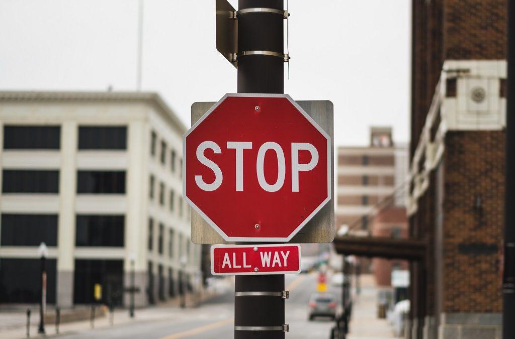 STOP! Como acabar com o medo de perder?